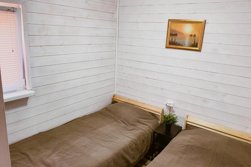 Домики с баней, Берёзовая улица, 65 на 5 комнат - Фотография 14