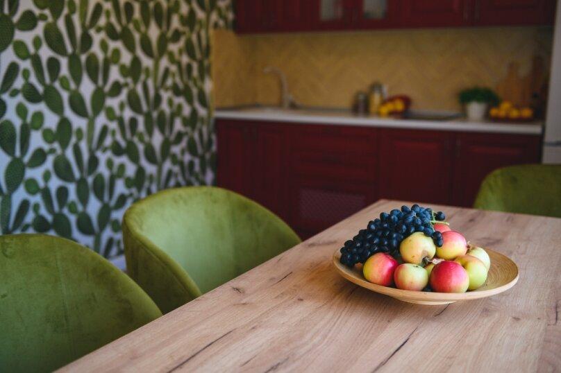 Апартаменты с кухней и залом, улица Карла Маркса, 3А на 1 номер - Фотография 7