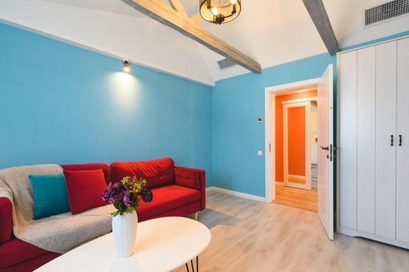 Апартаменты с кухней и залом, улица Карла Маркса, 3А на 1 номер - Фотография 17