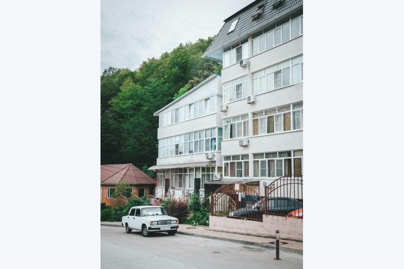 1-комн. квартира, 25 кв.м. на 3 человека, улица Кириченко, 7, Туапсе - Фотография 15