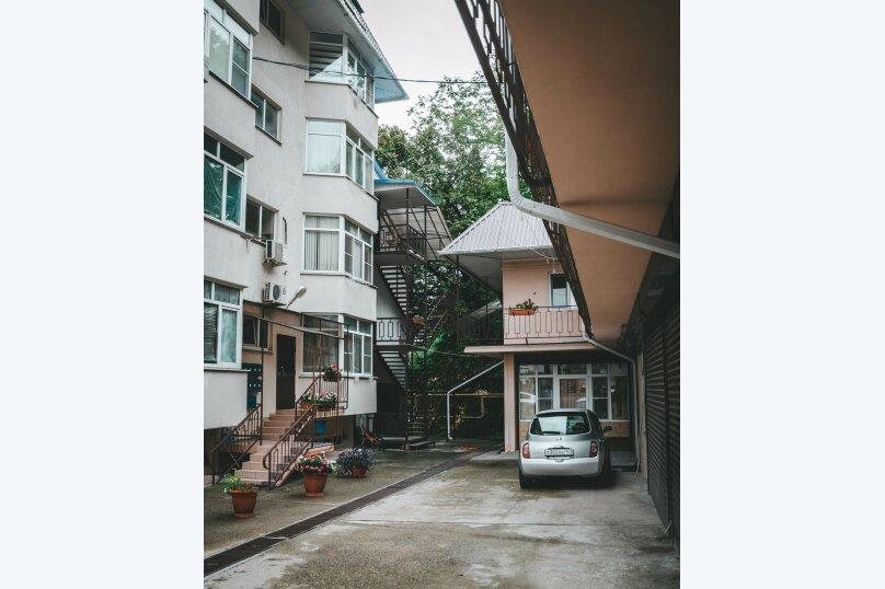 1-комн. квартира, 25 кв.м. на 3 человека, улица Кириченко, 7, Туапсе - Фотография 16