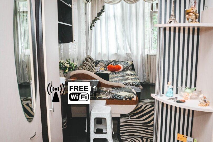 1-комн. квартира, 25 кв.м. на 3 человека, улица Кириченко, 7, Туапсе - Фотография 19