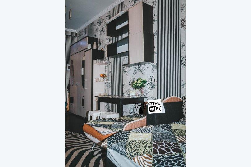 1-комн. квартира, 25 кв.м. на 3 человека, улица Кириченко, 7, Туапсе - Фотография 20