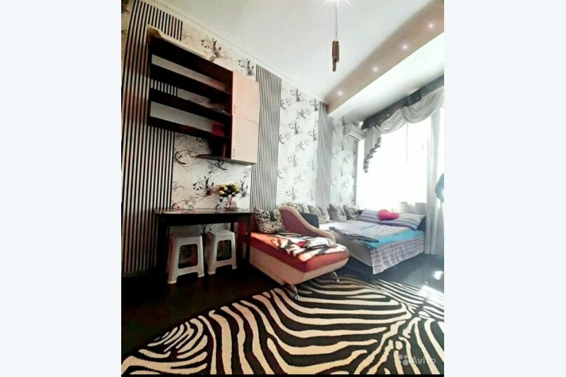 1-комн. квартира, 25 кв.м. на 3 человека, улица Кириченко, 7, Туапсе - Фотография 22