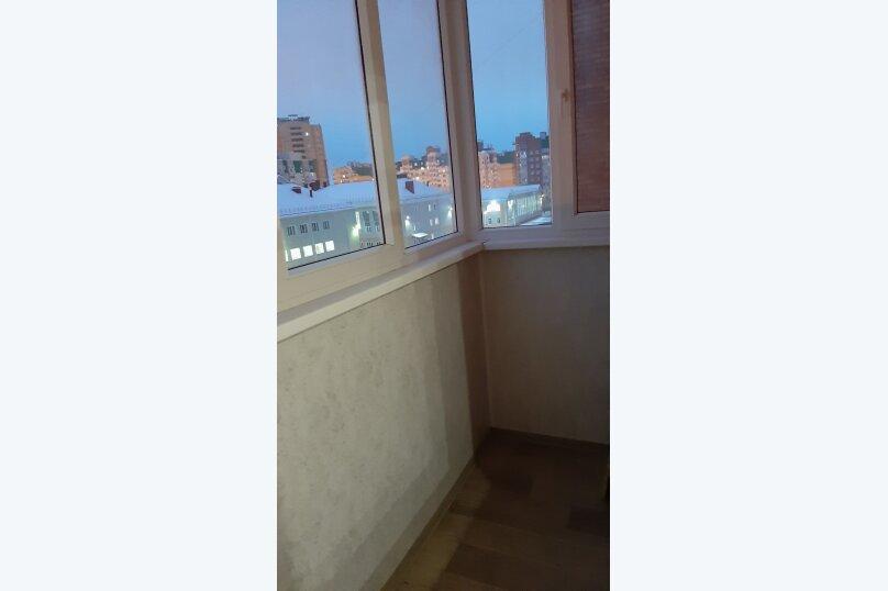 1-комн. квартира, 50 кв.м. на 6 человек, улица Туполева, 4к1, Омск - Фотография 16