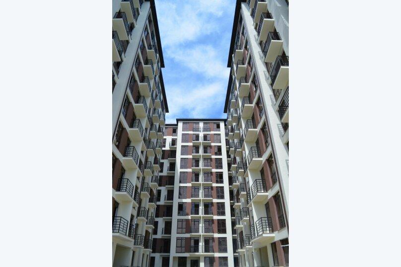 1-комн. квартира, 23 кв.м. на 2 человека, Нагорный тупик, 13А, Адлер - Фотография 4