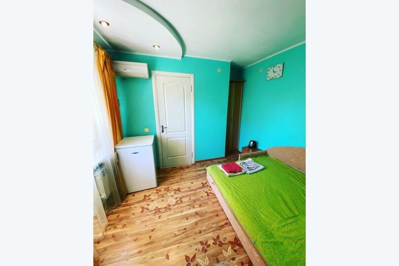 Двухместный номер с 1 кроватью и собственной ванной комнатой и кондиционером, Одесский переулок, 3, Феодосия - Фотография 3