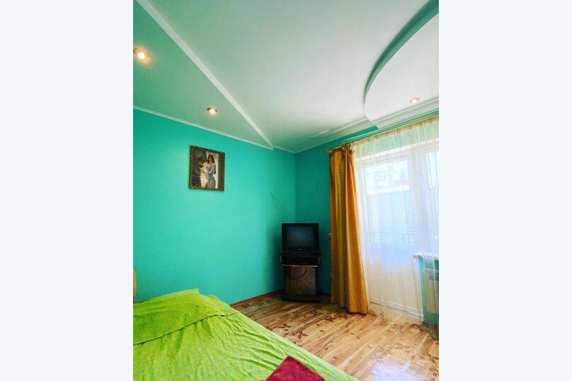 Двухместный номер с 1 кроватью и собственной ванной комнатой и кондиционером, Одесский переулок, 3, Феодосия - Фотография 4
