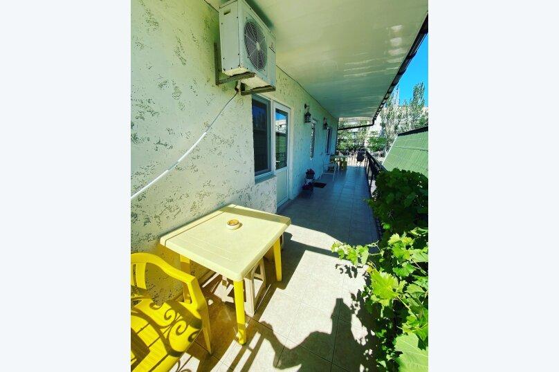 Двухместный номер с 1 кроватью и собственной ванной комнатой и кондиционером, Одесский переулок, 3, Феодосия - Фотография 5