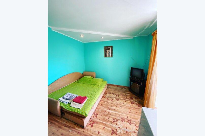 Двухместный номер с 1 кроватью и собственной ванной комнатой и кондиционером, Одесский переулок, 3, Феодосия - Фотография 6