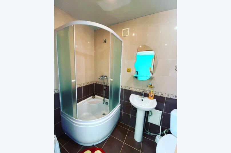 Двухместный номер с 1 кроватью и собственной ванной комнатой и кондиционером, Одесский переулок, 3, Феодосия - Фотография 7