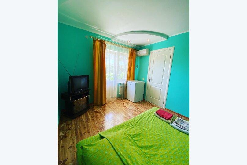 Двухместный номер с 1 кроватью и собственной ванной комнатой и кондиционером, Одесский переулок, 3, Феодосия - Фотография 8