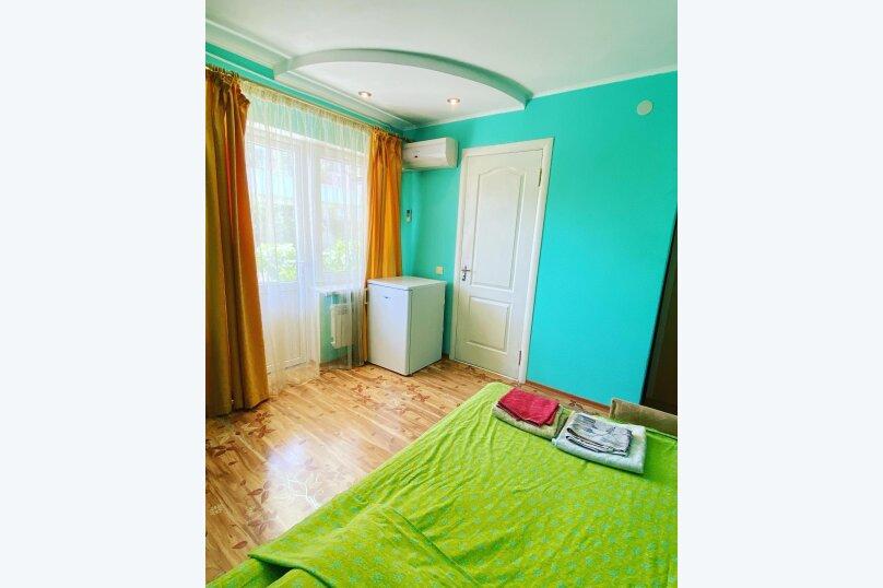Двухместный номер с 1 кроватью и собственной ванной комнатой и кондиционером, Одесский переулок, 3, Феодосия - Фотография 9