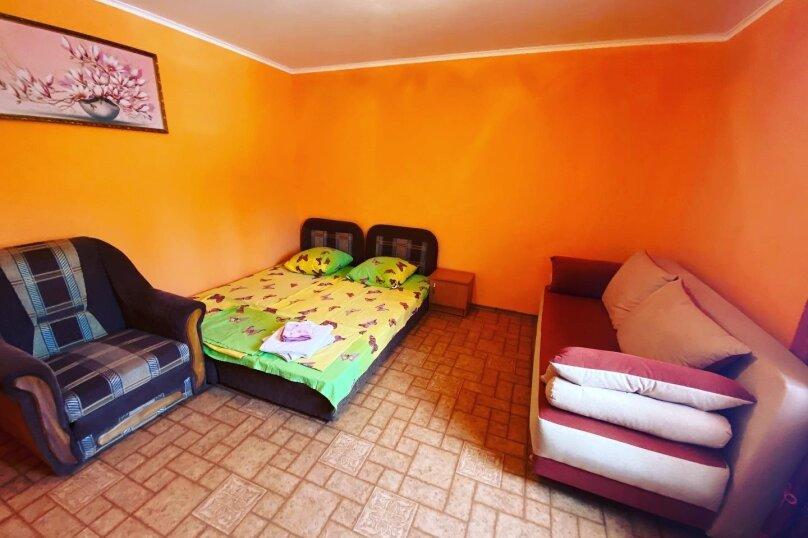 Семейный номер с ванной комнатой и кондиционером, Одесский переулок, 3, Феодосия - Фотография 3