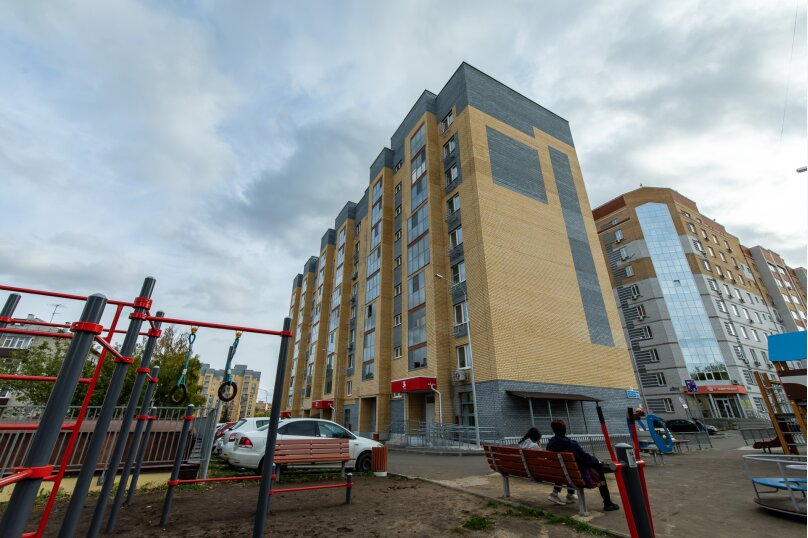 1-комн. квартира, 36 кв.м. на 2 человека, улица Академика Губкина, 18Б, Казань - Фотография 12