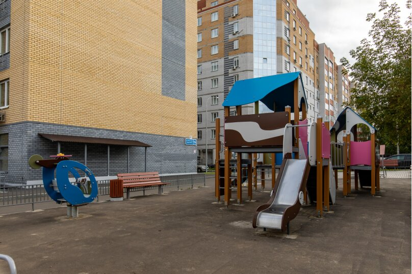 1-комн. квартира, 36 кв.м. на 2 человека, улица Академика Губкина, 18Б, Казань - Фотография 14