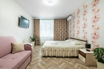 1-комн. квартира, 36 кв.м. на 2 человека, улица Академика Губкина, 18Б, Казань - Фотография 1