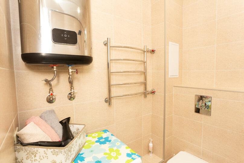 2-комн. квартира, 45 кв.м. на 4 человека, Поморская улица, 44, Архангельск - Фотография 25