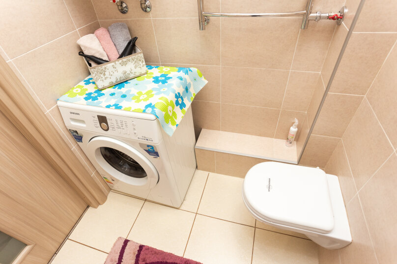 2-комн. квартира, 45 кв.м. на 4 человека, Поморская улица, 44, Архангельск - Фотография 32