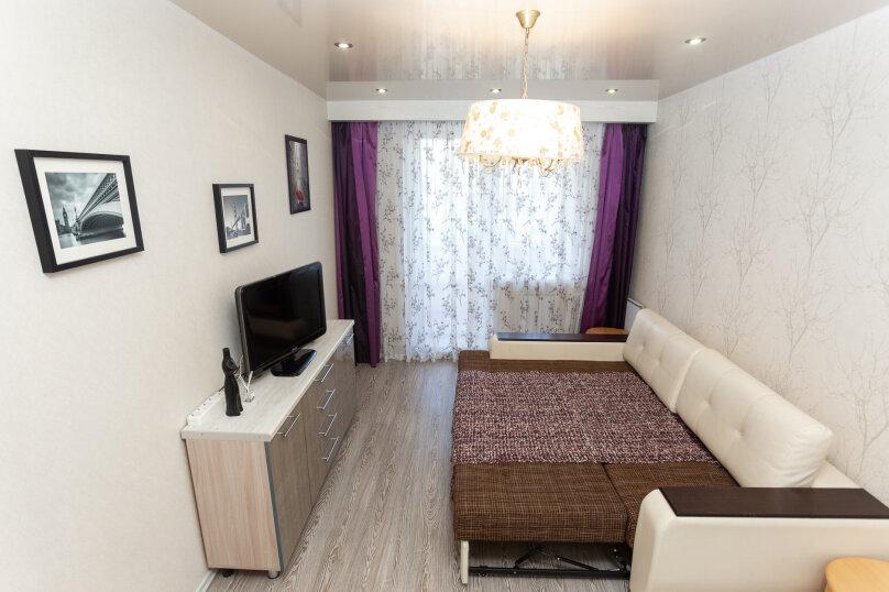2-комн. квартира, 45 кв.м. на 4 человека, Поморская улица, 44, Архангельск - Фотография 37