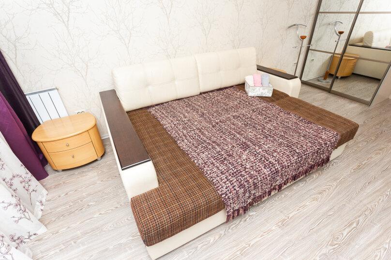 2-комн. квартира, 45 кв.м. на 4 человека, Поморская улица, 44, Архангельск - Фотография 43