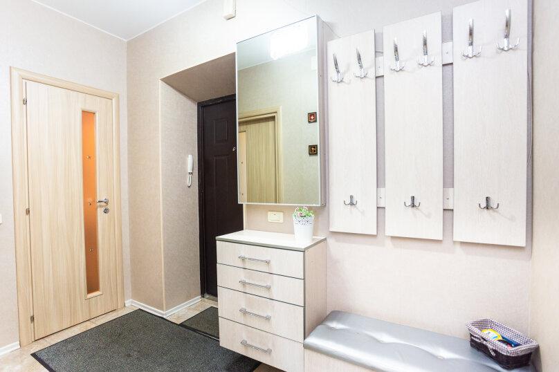 2-комн. квартира, 45 кв.м. на 4 человека, Поморская улица, 44, Архангельск - Фотография 44