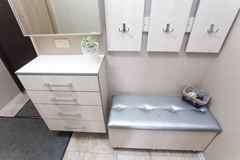2-комн. квартира, 45 кв.м. на 4 человека, Поморская улица, 44, Архангельск - Фотография 46