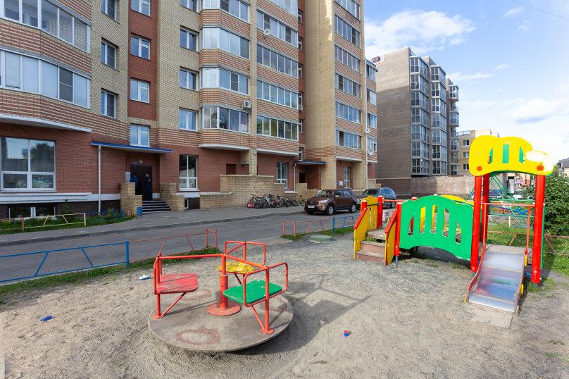2-комн. квартира, 45 кв.м. на 4 человека, Поморская улица, 44, Архангельск - Фотография 56