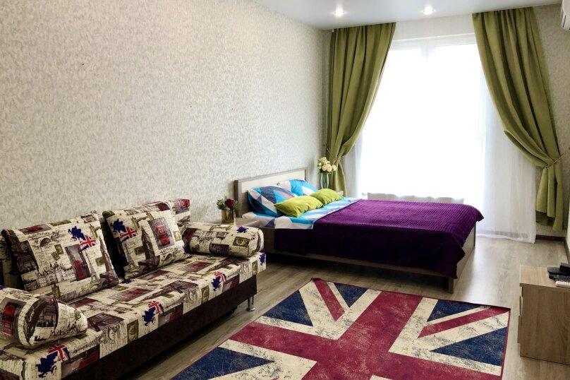 2-комн. квартира, 45 кв.м. на 6 человек, Красная улица, 176лит1, Краснодар - Фотография 1