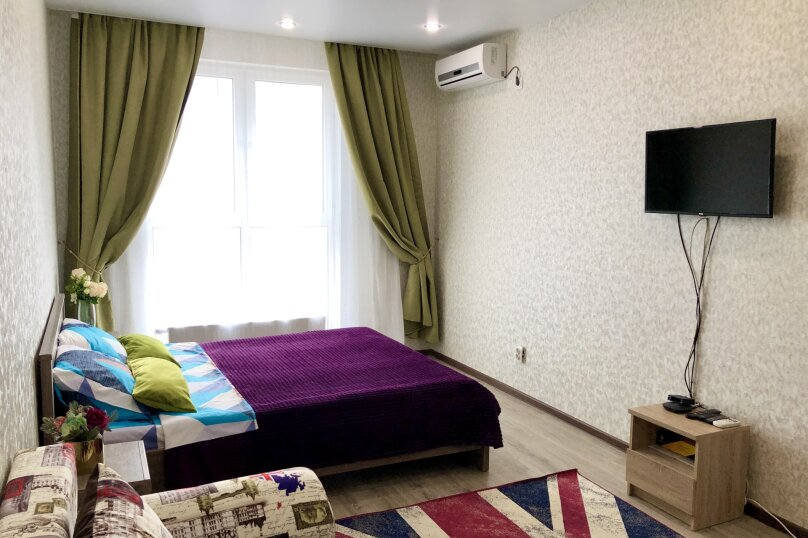 2-комн. квартира, 45 кв.м. на 6 человек, Красная улица, 176лит1, Краснодар - Фотография 2