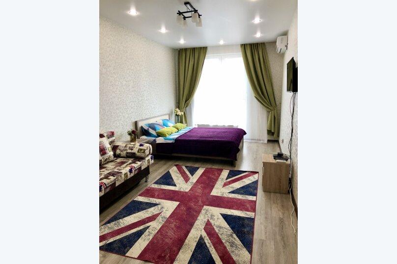 2-комн. квартира, 45 кв.м. на 6 человек, Красная улица, 176лит1, Краснодар - Фотография 4