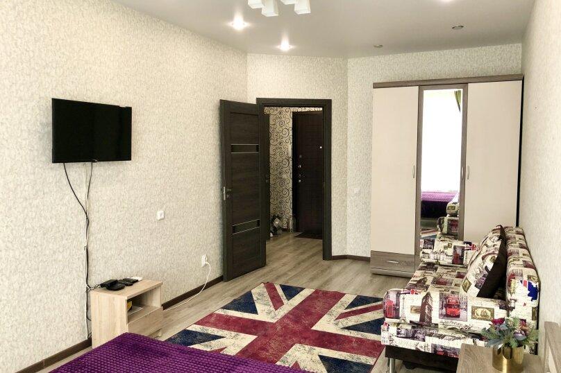2-комн. квартира, 45 кв.м. на 6 человек, Красная улица, 176лит1, Краснодар - Фотография 9