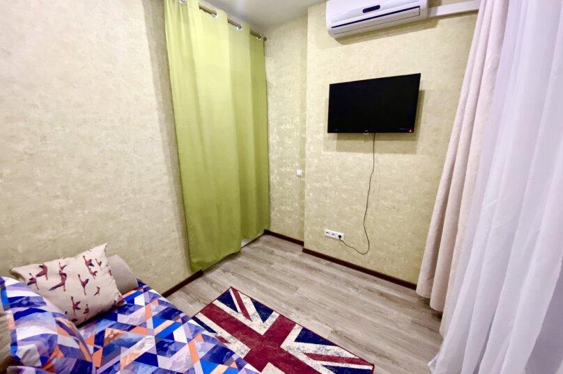 2-комн. квартира, 45 кв.м. на 6 человек, Красная улица, 176лит1, Краснодар - Фотография 15