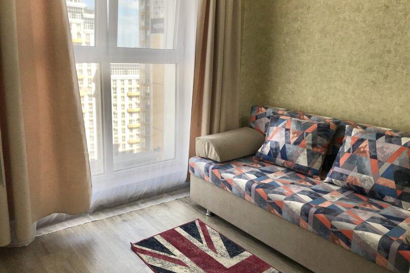 2-комн. квартира, 45 кв.м. на 6 человек, Красная улица, 176лит1, Краснодар - Фотография 16