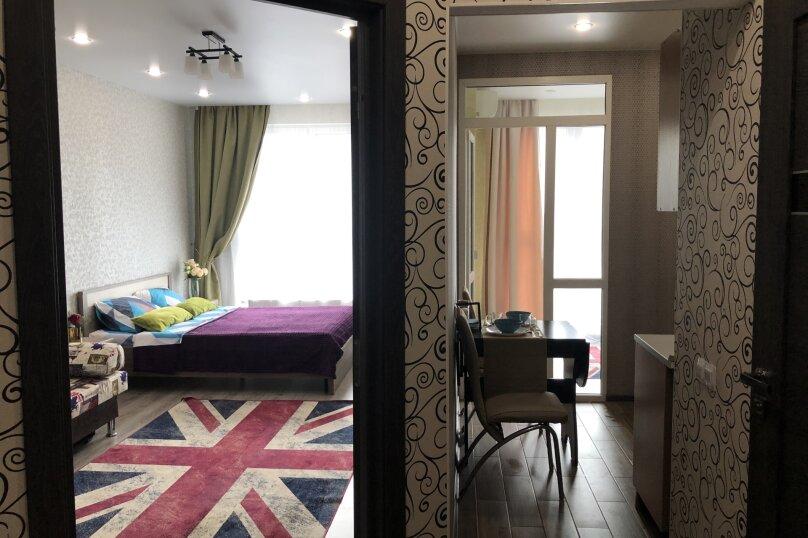 2-комн. квартира, 45 кв.м. на 6 человек, Красная улица, 176лит1, Краснодар - Фотография 18