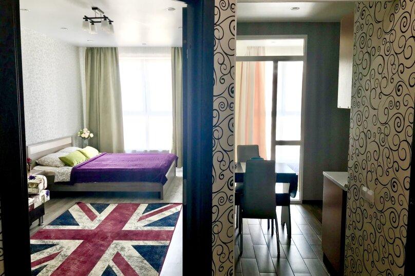 2-комн. квартира, 45 кв.м. на 6 человек, Красная улица, 176лит1, Краснодар - Фотография 31