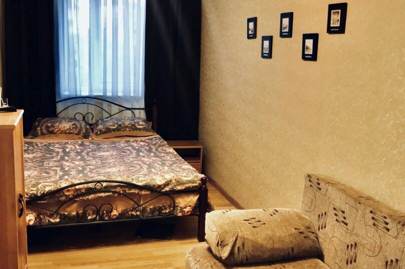 2-комн. квартира, 45 кв.м. на 5 человек, проспект Юрия Гагарина, 36, Севастополь - Фотография 6