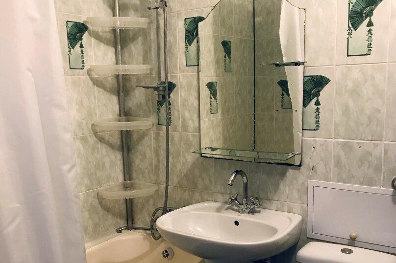 2-комн. квартира, 45 кв.м. на 5 человек, проспект Юрия Гагарина, 36, Севастополь - Фотография 8