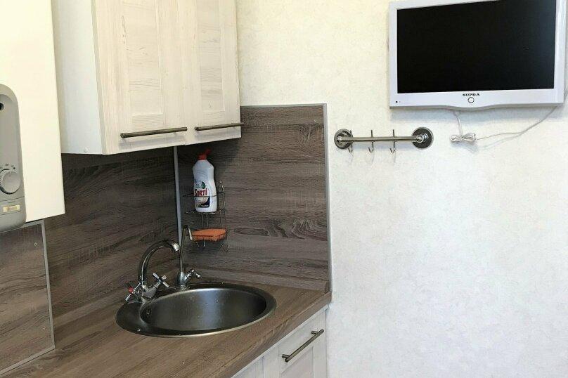 2-комн. квартира, 45 кв.м. на 5 человек, проспект Юрия Гагарина, 36, Севастополь - Фотография 14