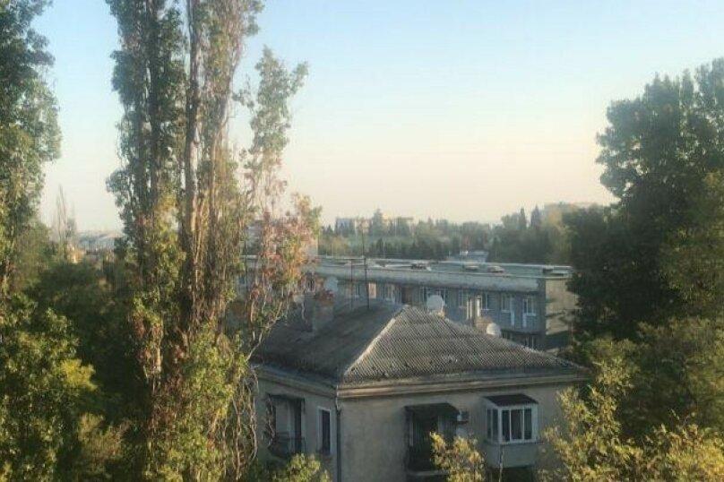2-комн. квартира, 45 кв.м. на 5 человек, проспект Юрия Гагарина, 36, Севастополь - Фотография 17