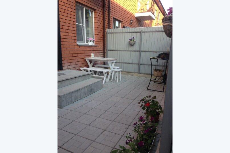 Таунхаус, 65 кв.м. на 6 человек, 2 спальни, Солнечная улица, 24, деревня Зеленая Поляна - Фотография 6