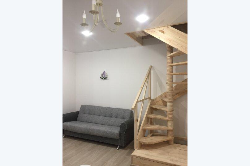 Таунхаус, 65 кв.м. на 6 человек, 2 спальни, Солнечная улица, 24, деревня Зеленая Поляна - Фотография 12