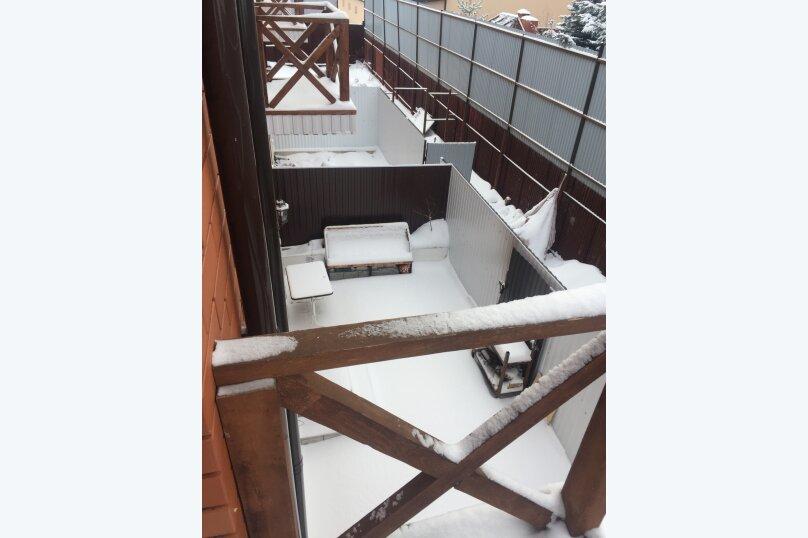 Таунхаус, 65 кв.м. на 6 человек, 2 спальни, Солнечная улица, 24, деревня Зеленая Поляна - Фотография 51