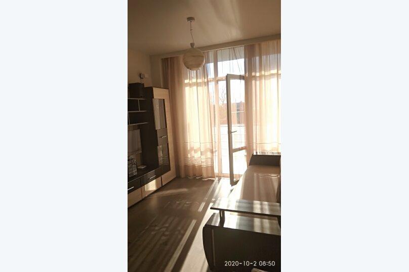 1-комн. квартира, 25 кв.м. на 3 человека, Лесная улица, 2В, Гаспра - Фотография 7