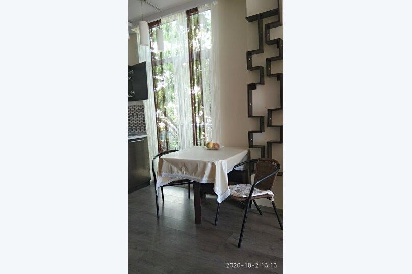 1-комн. квартира, 25 кв.м. на 3 человека, Лесная улица, 2В, Гаспра - Фотография 9