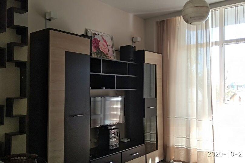1-комн. квартира, 25 кв.м. на 3 человека, Лесная улица, 2В, Гаспра - Фотография 10