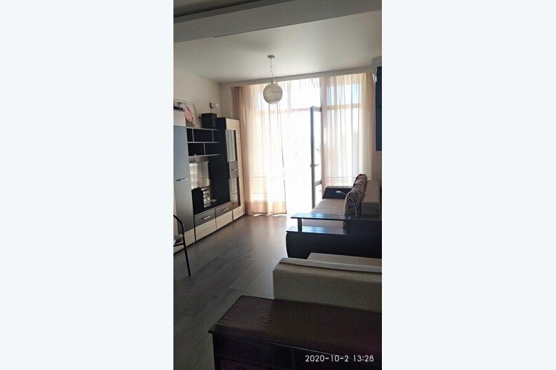 1-комн. квартира, 25 кв.м. на 3 человека, Лесная улица, 2В, Гаспра - Фотография 12