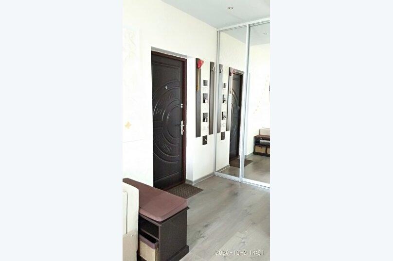 1-комн. квартира, 25 кв.м. на 3 человека, Лесная улица, 2В, Гаспра - Фотография 14