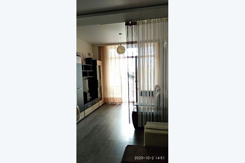 1-комн. квартира, 25 кв.м. на 3 человека, Лесная улица, 2В, Гаспра - Фотография 15