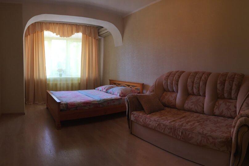 1-комн. квартира, 38 кв.м. на 3 человека, Казанское шоссе, 1, Нижний Новгород - Фотография 1